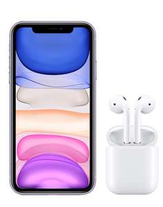 Get Airpod 2nd Gens free with Select iPhone 11 Contracts - From £1235.99 (Vodafone 24 month - £49pm + £59.99 Upfront) @ Carphone Warehouse