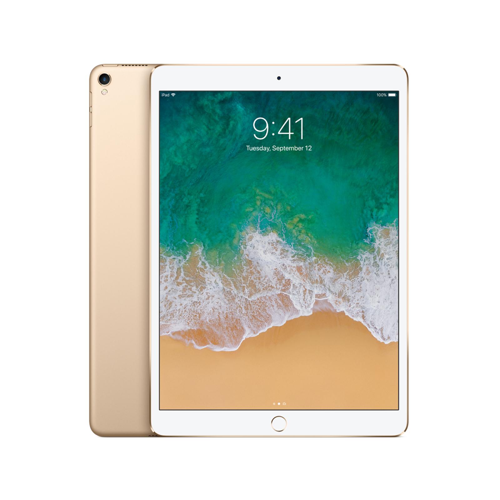 """Apple iPad Pro 2nd Generation 10.5"""" 256GB WiFi + Cellular Rose Gold/Gold - £524.95 @ hitechelectronicsuk eBay"""