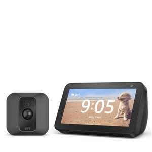 Amazon Echo Show 5 & Blink XT2 Indoor / Outdoor Security System - £123.95 delivered at QVC