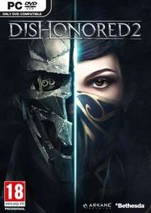 [Steam] Dishonored 2 PC - £3.99 @ CDKeys