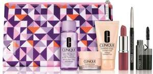 Clinique at House of Fraser - buy two items for free gift - CLINIQUE Take The Day Off Cleansing Cloth X2 £12.00 + £4.99