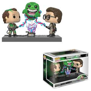 Funko Pop Vinyl Ghostbusters Banquet Room Movie Moment 730 £13.99 + £2.99 P&P Pop In A Box
