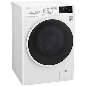 LG F4J608WN 8kg 1400rpm Washing Machine £295.20 delivered with code @ Hughes Direct ebay