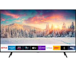 "SAMSUNG QE55Q70RATXXU 55"" Smart 4K Ultra HD HDR QLED TV with Bixby £759.24 @ Samsung (Members Only)"