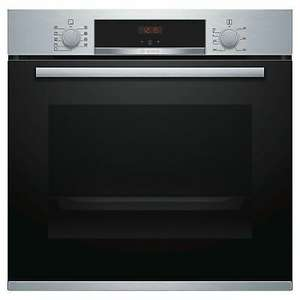 Bosch Series 4 HBS534BS0B Built-In Electric Single Oven £279.2 Delivered @ Hughes-Ebay