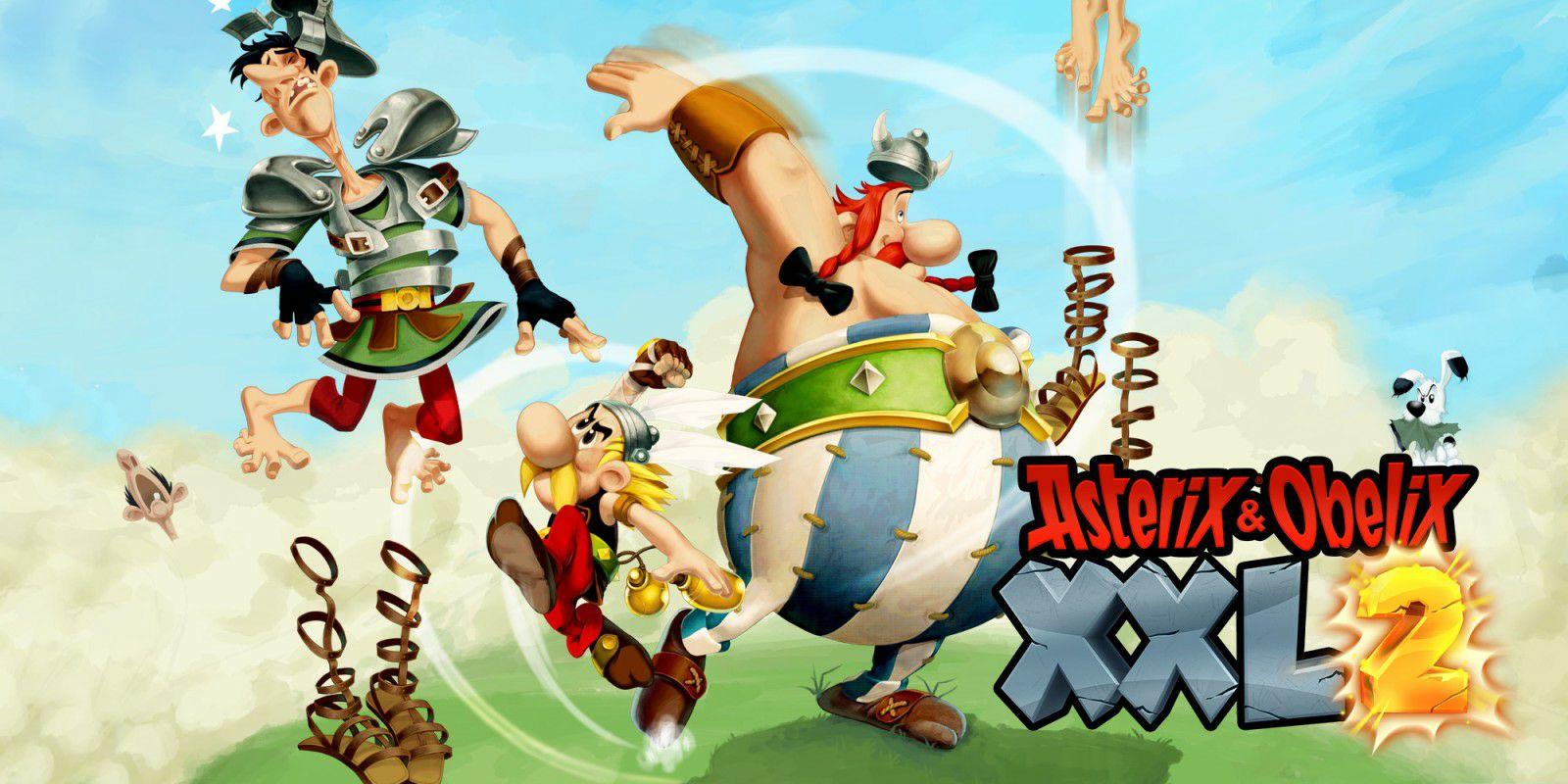 Asterix & Obelix XXL 2 for Nintendo Switch £10.79 @ Nintendo eShop
