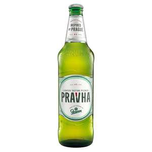 Prahva Pilsner (660ml) - 99p Each Instore @ Home Bargains