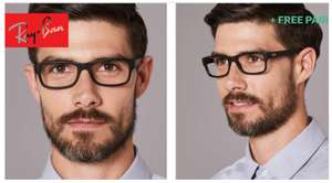 Two Ray-sBan prescription glasses for £61.15 including delivery using code @ Glasses Direct
