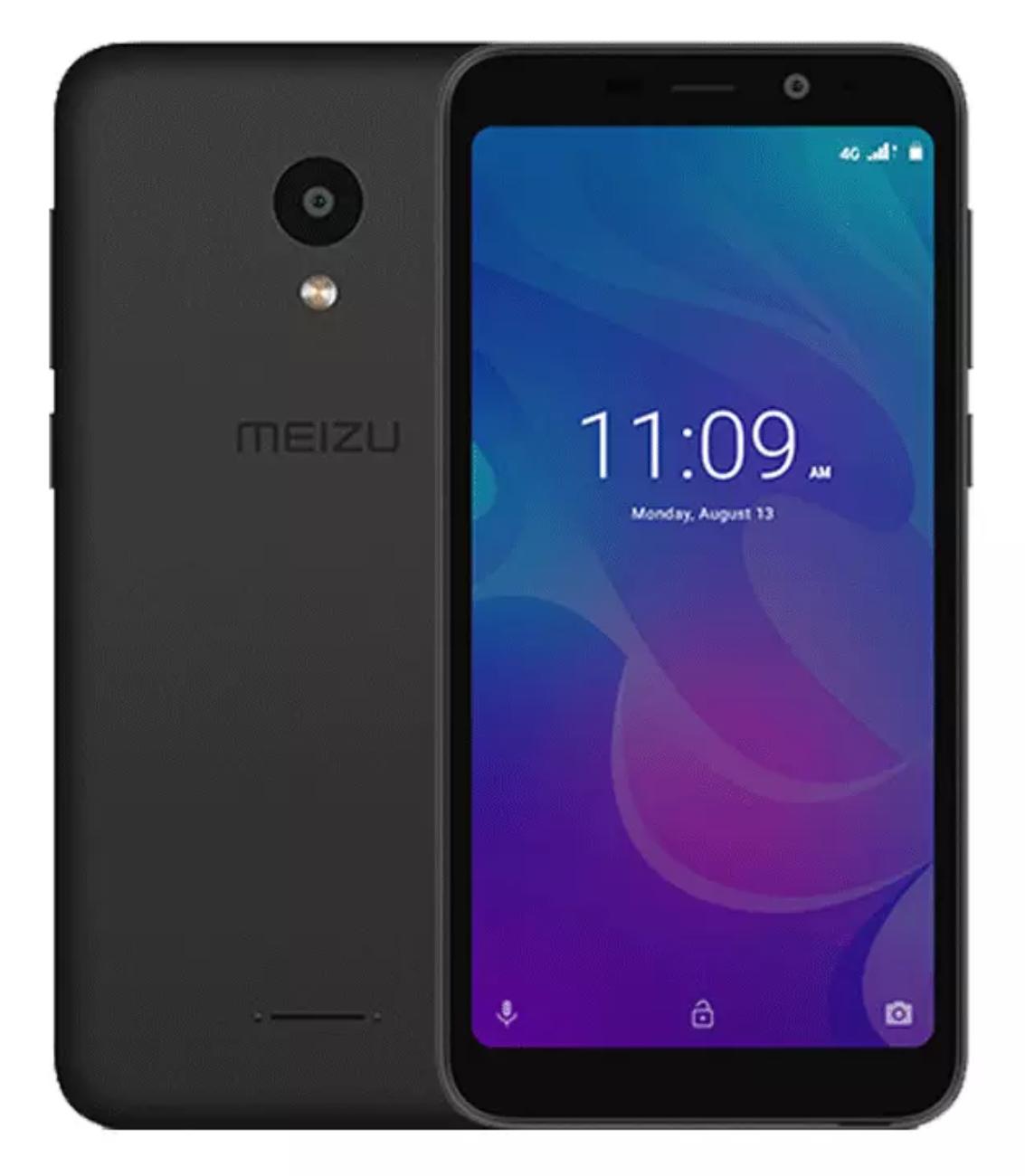 """Meizu C9 Pro 3GB 32GB Global Version Mobile Phone Quad Core 5.45"""" 1440X720P Front 13MP Rear 13MP 3000mAh £51.81 @ AliExpress / MEIZU"""