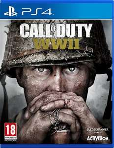 Used: Call of Duty: WWII [PS4] £6 Instore Or £7.50 Delivered @ Cex