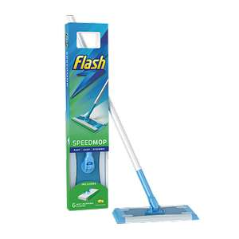Flash Speedmop Starter Kit - £10 @ Sainsbury's