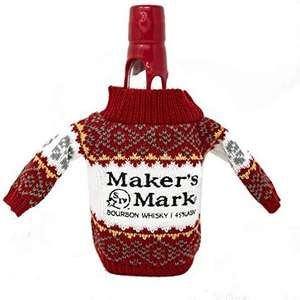 Maker's Mark in Christmas Jumper / 70cl £23 @ Asda