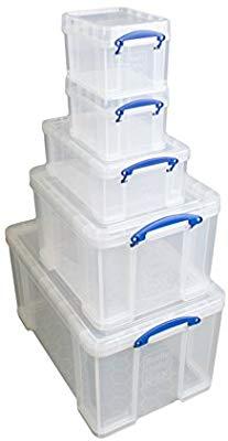 Really Useful 84 + 35 + 9 + 2 x 3 Litre Storage Box - £25 @ Amazon