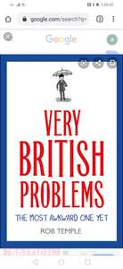 Very British problems the most awkward one yet at The Book People for £3.99 (£2.99 delivery)
