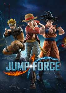 Jump Force [STEAM] - £9.99 with 20% code at Voidu