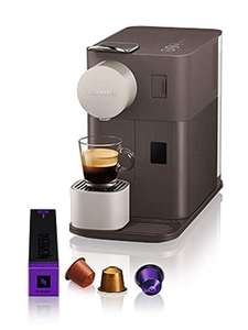 Nespresso Lattissima One, brown, by De'Longhi at Amazon for £99.99