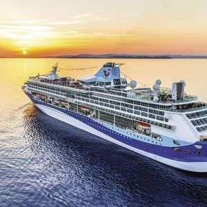 Wonders of Asia cruise with TUI Adults only and all inclusive for £1190