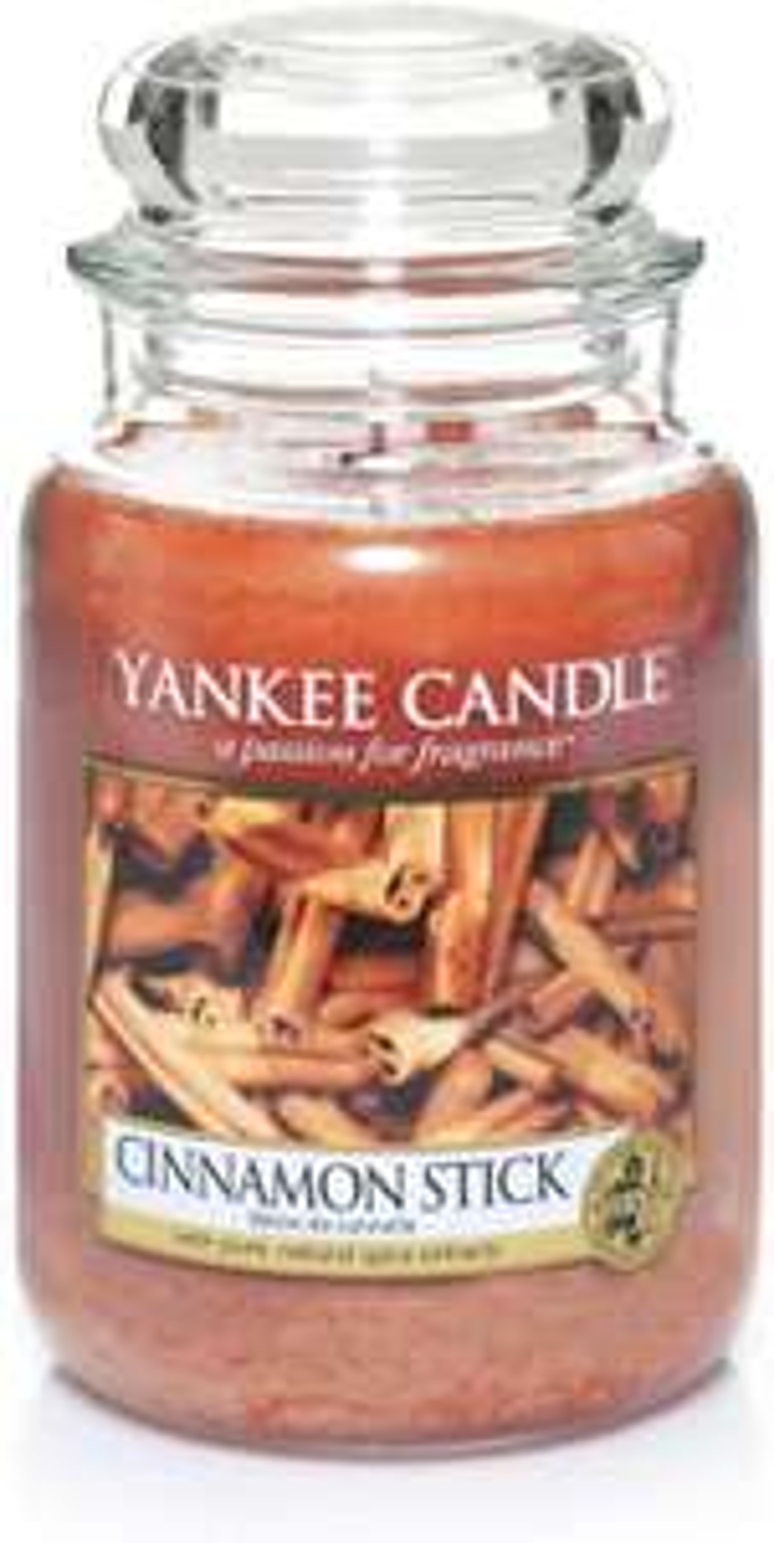 Yankee Candle Large Jar Cinnamon Stick £13.88 with prime @ Amazon (+£4.99 non Prime)