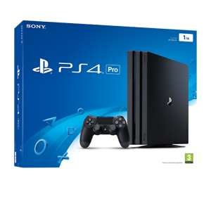 PS4 Pro 1TB Console £255.99 Using Code @ Shopto Ebay