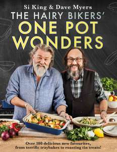 The Hairy Bikers' One Pot Wonders Recipe Book - Kindle 99p