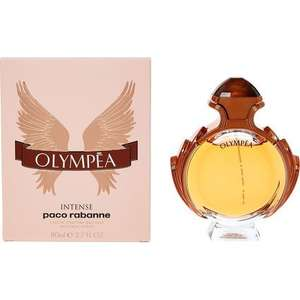 Paco Rabanne Olympea Intense EDP 80ml £54.99 with click and collect @ TK Maxx