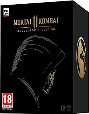 Mortal Kombat 11 - Kollector's Edition - PC at Amazon Italy for £98.03