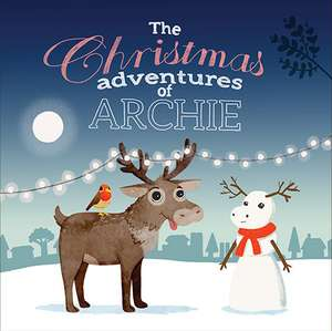 FREE Storybook of McDonald's The Christmas Adventures of Archie! 500,000 to claim or a free eBook.