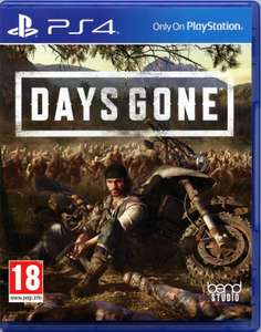 Used Days Gone (PS4) at Ebay/MusicMagpie for £22.35