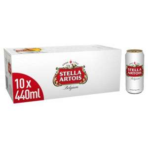 Beers from Asda - mix and match 3 party packs for £21