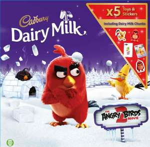 Cadbury Angry birds 2 advent calender £1.99 at Home Bargains Rugeley