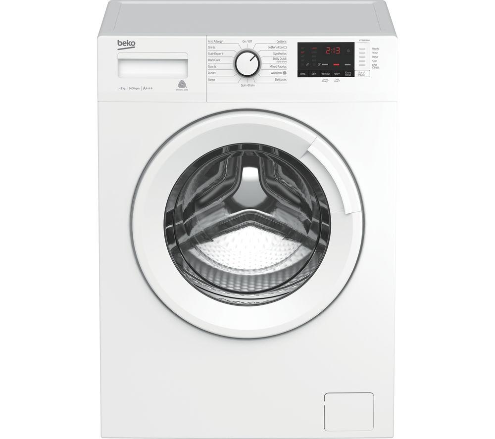 BEKO WTB941R4W 9 kg 1400 Spin Washing Machine - White £219 at Currys PC World