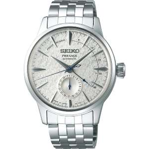 Seiko Presage Cocktail Fuyugeshiki Limited Edition Power Reserve Date Automatic Watch SSA385J1 £344.85 at watcho.co.uk