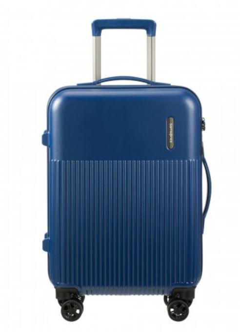 SAMSONITE RECTRIX 55CM Spinner Cabin Luggage £75 at Case Luggage