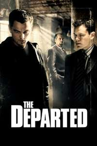 The Departed £4.99 /Gangs of New York £4.99 @ iTunes Store