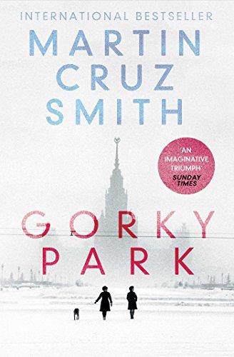 13 Martin Cruz Smith Books 99p each on Kindle - including Gorky Park