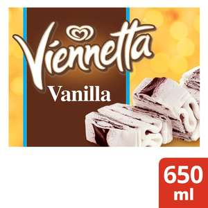Viennetta Vanilla or Mint for £1 @ Morrisons