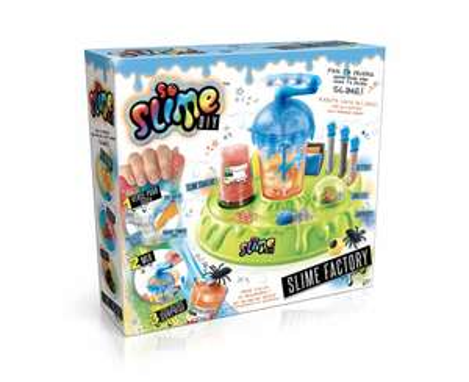 So Slime DIY Slime Factory Kit Creepy £5 @ Ryman