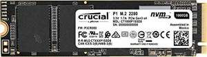 Crucial P1 1TB 3D NAND NVMe PCIe M.2 SSD for £86.93 Delivered with Code @ Ebuyer / Ebay