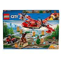 LEGO 60217 City Fire Plane set £22 (free click and collect) @ ASDA / George