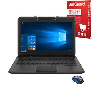"Lenovo Winbook 100e 11.6"" Student Laptop Deal Intel Dual Core,4GB RAM64GB eMMC £135.99 @ ebay / laptopoutletdirect"