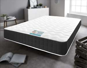 King size mattress £64.78 with code @ ebay / ijinteriors