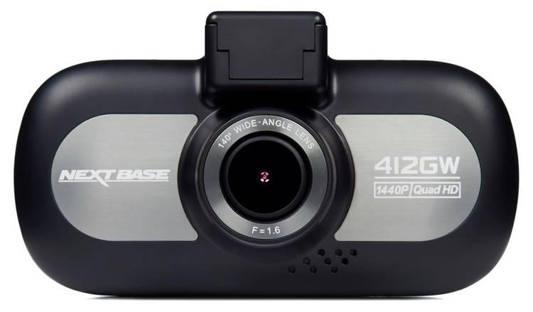 Nextbase 412GW dash cam £65 in-store @ Sainsbury's Abbey Wood