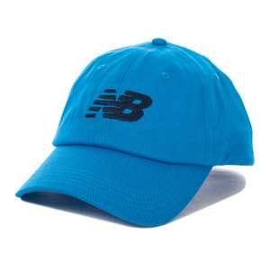 Mens New Balance 6 Panel Brim Snap Back Cap £11.16 Delivered (With Code) @ Get The Label