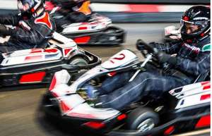 50 Lap Karting Race for Two - Half Price Special Offer £49 at Activity Superstore