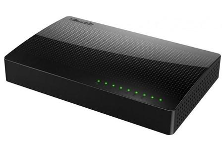Tenda SG108 8 Ports Gigabit Desktop/Wall Mount Switch - Black £12.94 delivered at Box