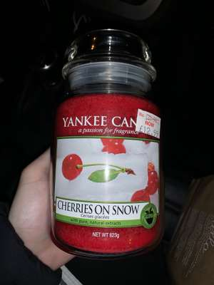 Yankee Candle Large Jars only £12.99 @ Hallmark Outlet - Junction 32 (Yorkshire)