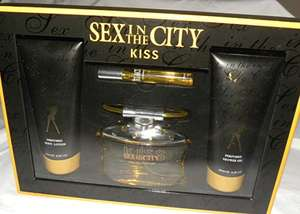 Sex in the City Collection B&M London £4.99 4pcs