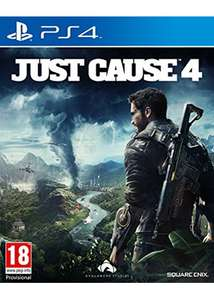 Just Cause 4 (PS4) £14.85 Delivered @ Base
