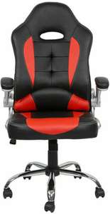 EG 210 Black and Red Gaming Chair - £51.98 delivered with code (More in OP) @ Ebuyer eBay