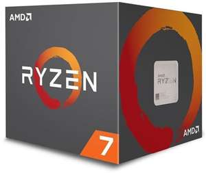 AMD Ryzen 7 2700 Processor with Wraith Spire RGB LED Cooler - £139 at Box (Free Borderlands 3 and game pass)